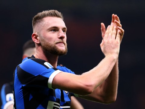 Man Utd face stern competition from Real Madrid and Barcelona for Inter Milan's Milan Skriniar