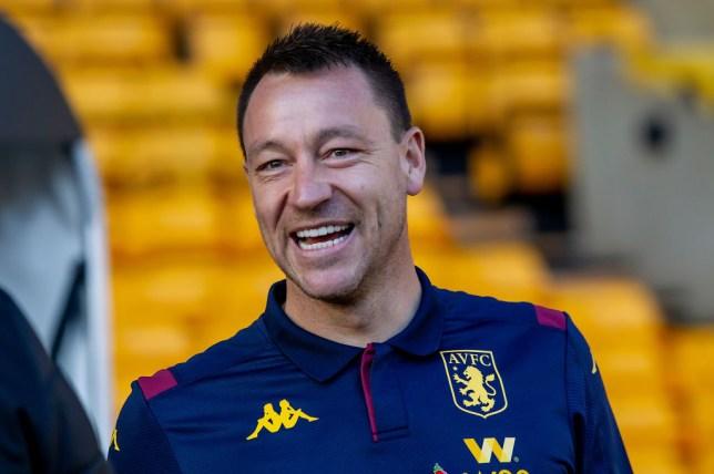 Former Chelsea defender John Terry