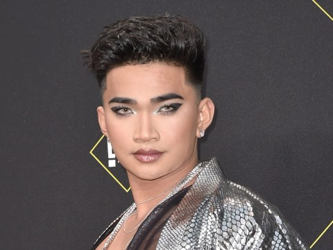 YouTuber Bretman Rock begs fans to 'let him be sad' as they crash father's funeral for pictures