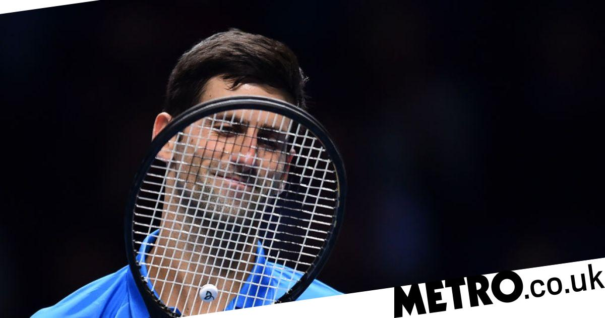 Why 'all the pressure' is on Novak Djokovic ahead of Roger Federer ATP Finals showdown - Metro.co.uk