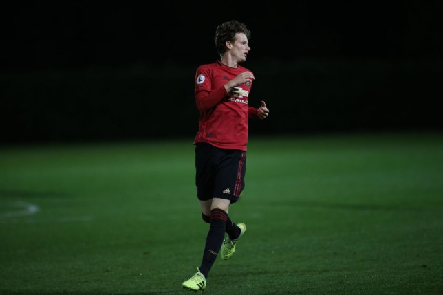Max Taylor set for Manchester United debut, nine months after being diagnosed with cancer