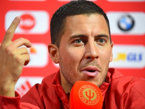 Eden Hazard backs Chelsea to beat Manchester City in Saturday's Premier League clash