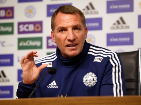 Brendan Rodgers brushes off rumours he was Tottenham's first-choice managerial candidate ahead of Jose Mourinho