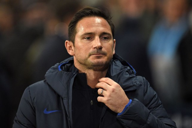 Frank Lampard has hinted he could spend in January