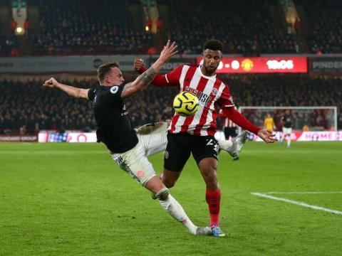 Gary Neville slams Phil Jones after horror defending gifts Sheffield United goal against Manchester United