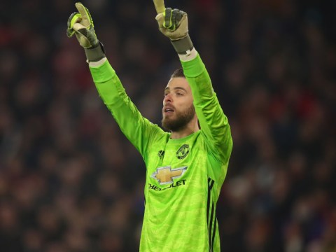David de Gea bemoans 'lack of quality' at Manchester United