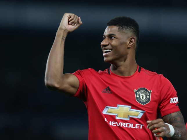 Man Utd News Marcus Rashford Reveals Reason Behind Fine Run Of Goal Scoring Form Metro News