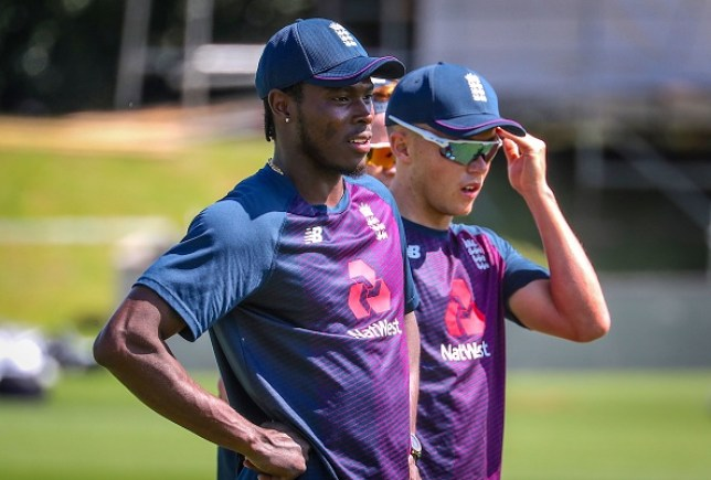 Jofra Archer was subjected to racial abuse during England's defeat to New Zealand