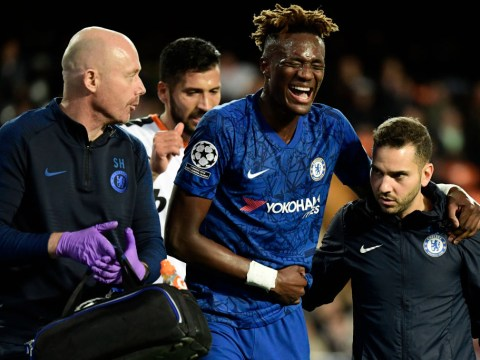 Frank Lampard provides update on Chelsea striker Tammy Abraham after Valencia injury