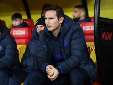 Frank Lampard slams controversial penalty decision after record Chelsea win vs Watford