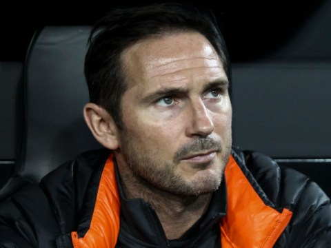 Chelsea boss Frank Lampard reacts to Arsenal's sacking of Unai Emery
