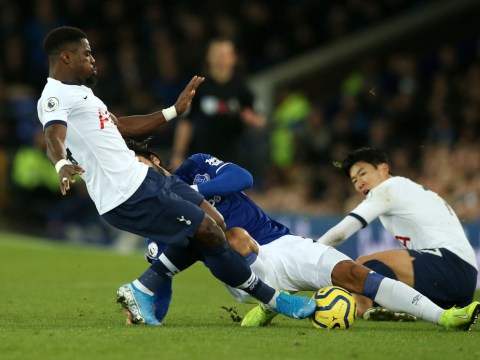 Serge Aurier AND Son Heung-min could have been given red cards after Andre Gomes injury, says Mark Clattenburg