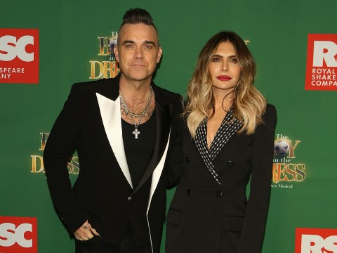 Ayda Field had concerns about Robbie Williams when they first met: 'There were warning signs'