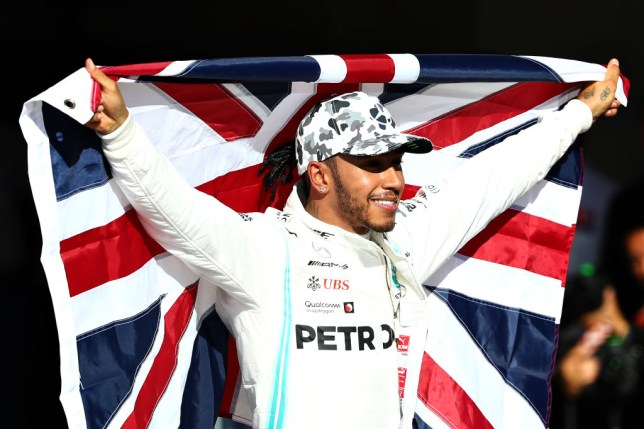 Lewis Hamilton closes in on Michael Schumacher record with sixth F1 title