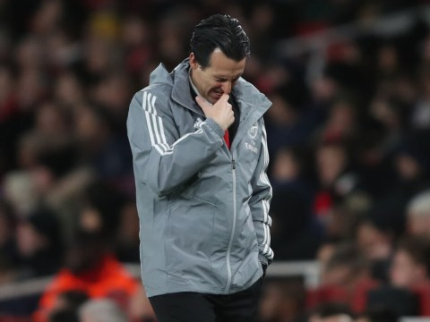 Unai Emery facing sack as Arsenal suffer miserable defeat at home to Eintracht Frankfurt