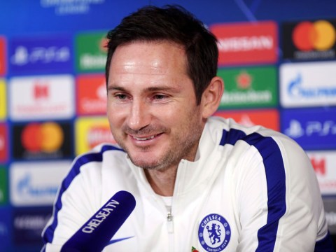 Jadon Sancho tops Frank Lampard's four-man transfer wishlist as Chelsea allot £150m budget