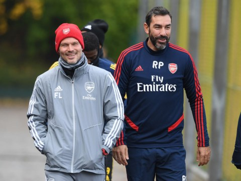 Robert Pires tells Unai Emery he needs to sign more English players for Arsenal
