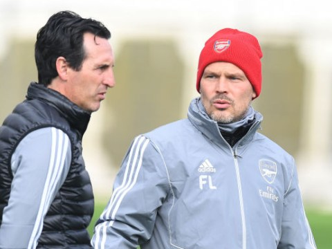 Arsenal line up Freddie Ljungberg as Unai Emery's replacement