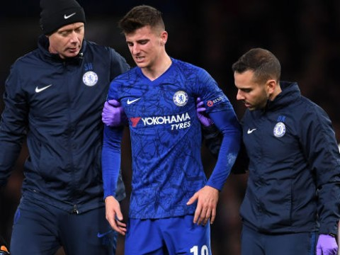 Mason Mount included in Chelsea's squad for Crystal Palace clash