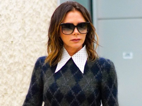 Victoria Beckham's fashion firm makes £12.3million loss as David's company profits halve