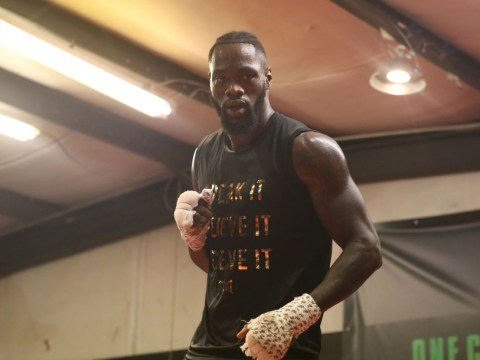 Deontay Wilder claims Tyson Fury doesn't want to rematch him, despite signing the fight contract