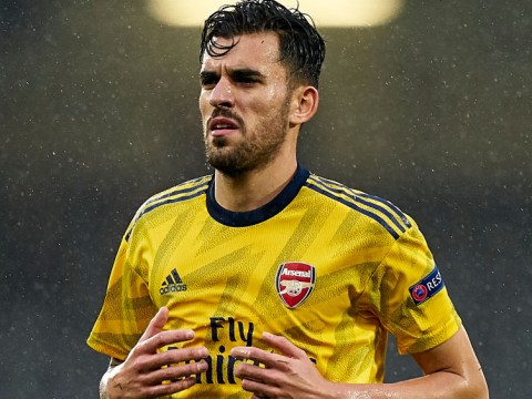 Arsenal star Dani Ceballos to miss Leicester City clash with hamstring injury