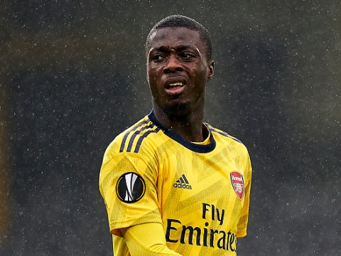 Unai Emery tells Nicolas Pepe how to win his place back and explains bizarre Wolves decision