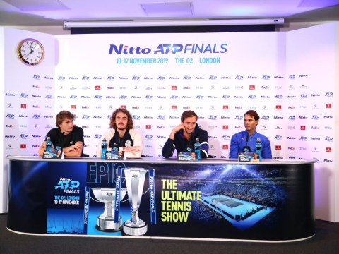 'Fiery' Next Gen group on the challenge of replacing Roger Federer, Rafael Nadal and Novak Djokovic