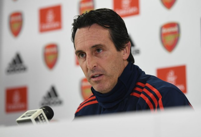 Unai Emery has been told the two mistakes he made after joining Arsenal