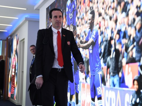 Tony Adams identifies one major problem with Unai Emery's Arsenal starting XI vs Leicester