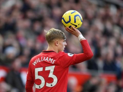 How Brandon Williams has changed Ole Gunnar Solskjaer's Man Utd transfer plans