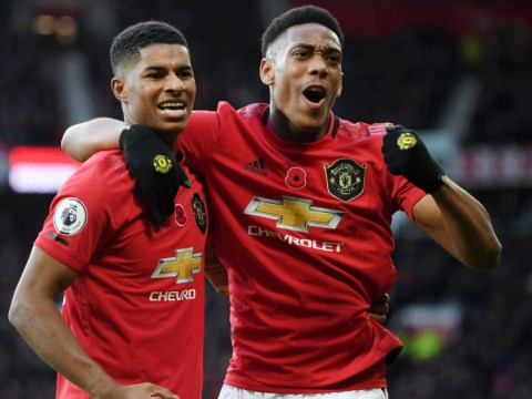 Anthony Martial return has given Man Utd a focal point, says Daniel James