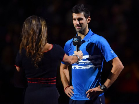 Novak Djokovic sent message to Roger Federer and Rafael Nadal with opening ATP Finals victory, says Tim Henman