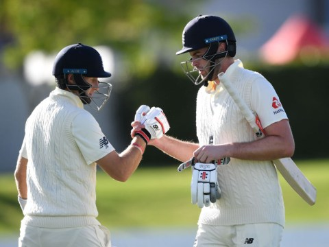 Dom Sibley and Zak Crawley score centuries in first England innings
