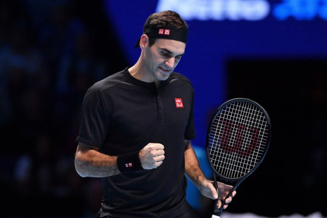 ATP Finals: Roger Federer sets up mouth-watering Novak Djokovic showdown with Matteo Berretini win