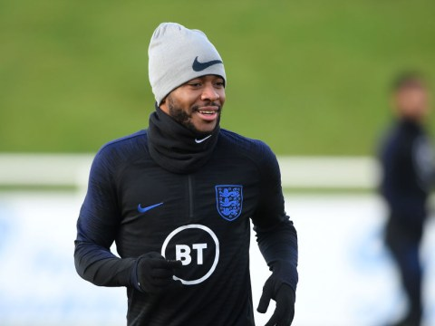 Harry Kane explains how Raheem Sterling reacted to being dropped for England by Gareth Southgate