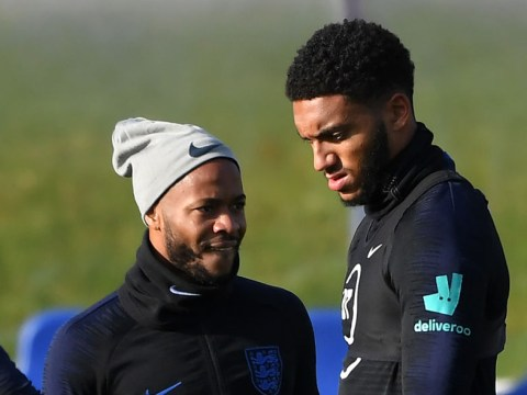 Joe Gomez's dad blames pressure of football, not Raheem Sterling, for England bust-up