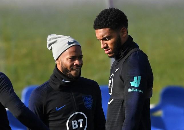 Joe Gomez's dad blames pressure of football, not Raheem Sterling, for England bust-up