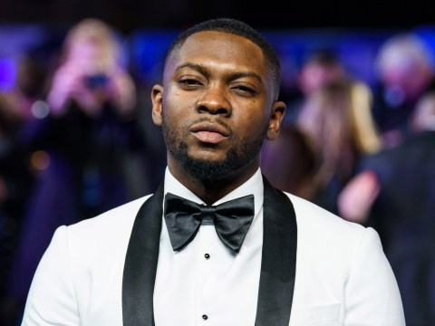 What is Rapman's Blue Story about and who is in the cast?