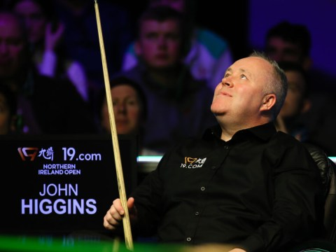 John Higgins aiming to end nightmare UK Championship run with help of a new cue