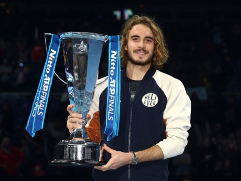 Tsitsipas downs Thiem to become youngest ATP Finals debut winner since McEnroe