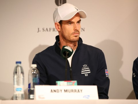 Andy Murray and Great Britain team quote 'Frozen' lyrics in Davis Cup press conference
