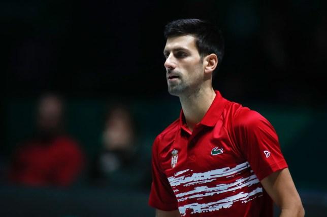 Novak Djokovic risks Roger Federer fury with calls for team events to move to September
