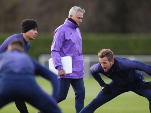 Petr Cech joins Chelsea skipper Cesar Azpilicueta in wishing Jose Mourinho good luck at rivals Tottenham