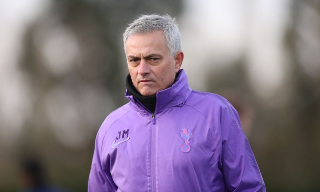 Jose Mourinho received a message from Manchester United chief Ed Woodward after joining Tottenham