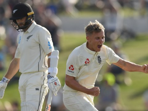 Ben Stokes and Sam Curran put England on top in first New Zealand Test