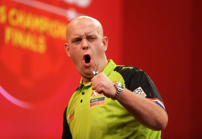 PDC World Darts Championship gets £100k 9-darter bonus…if you hit two of them