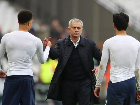 Jose Mourinho breathes new life into Tottenham as Dele Alli runs riot against West Ham