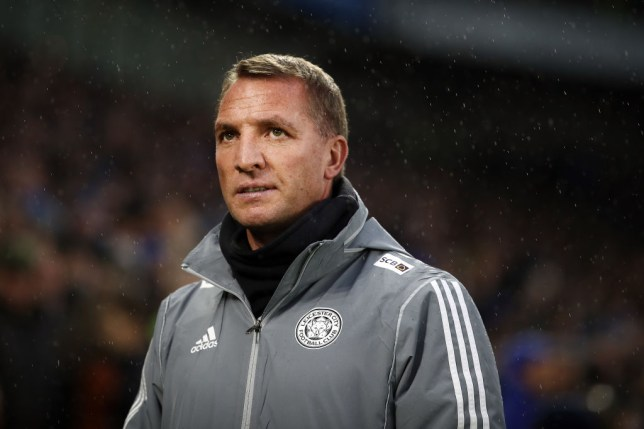 Arsenal are ready to tempt Brendan Rodgers away from Leicester City