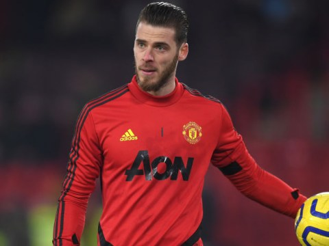 Manchester United stopper David de Gea isn't world class anymore, claims Charlie Nicholas